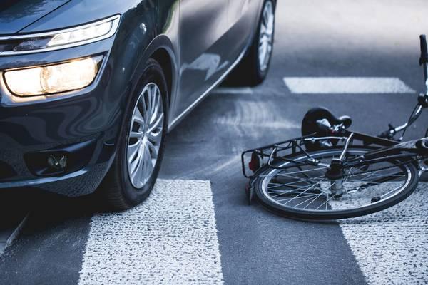 fahrrad zebrastreifen unfall