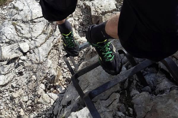 Klettersteig Griffen : Mann aus klettersteig am schlossberg gerettet krone at