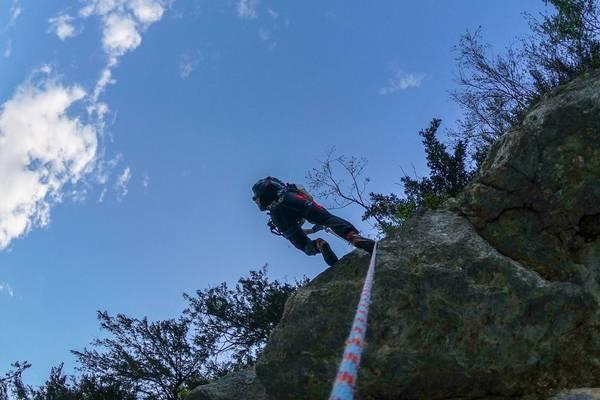 Klettersteig Hallstatt : Bergrettung barg in oberösterreich touristen aus klettersteig gmx at