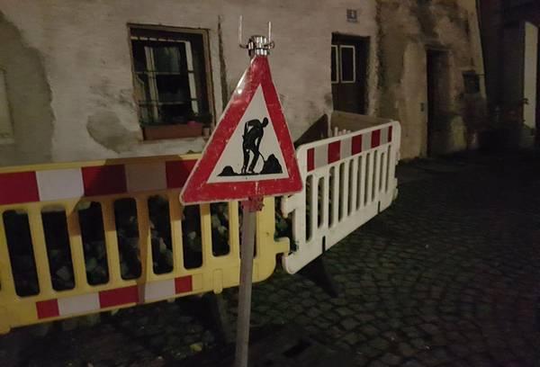 Wien Babenbergerstraße Wegen Street Life Festivals Gesperrt