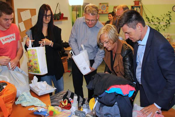 Zillingtal, Region - Heinzelfrau Wilma Fischer organisiert