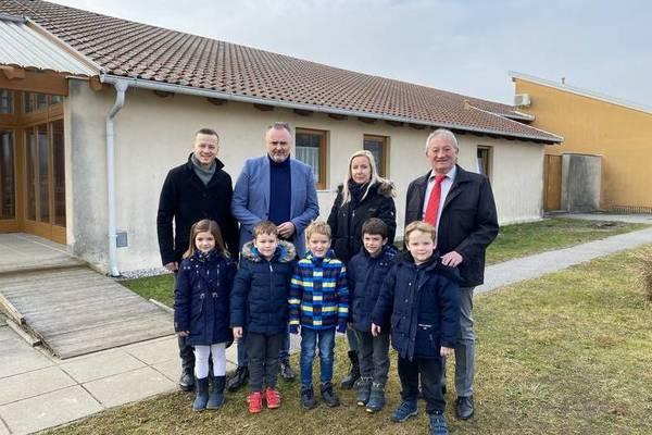 KOBV Ortsgruppen Treffen OG-Neusiedl besucht OG-Illmitz