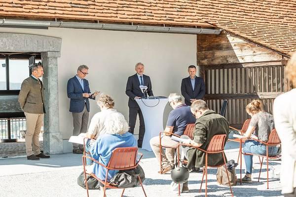 Eröffnung des Graz Museum Schlossberg | Regionews.at