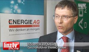 Robert Mayr MBA, GF ENAMO GmbH - Linz TV - 1361961398